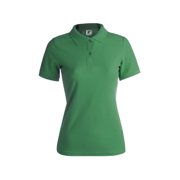 Dames Kleuren Polo Shirt