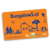 BungalowS.nl Cadeau Card