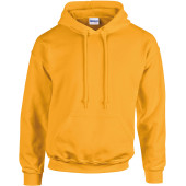 Heavy blend™ classic fit adult hooded sweatshirt gold xxl