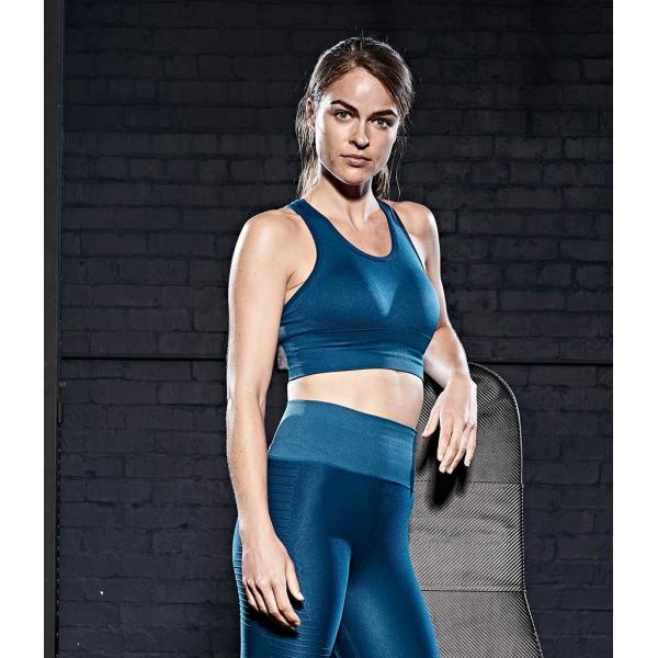 AWDis Ladies Cool Seamless Crop Top