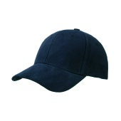 Ultimate Heavy Brushed Cap Navy