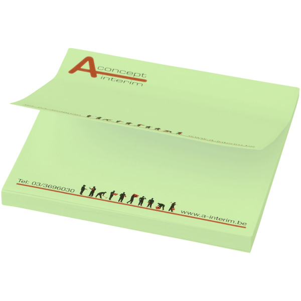 Sticky-Mate® sticky notes 75x75