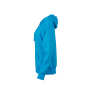 Ladies' Hooded Sweat turquoise