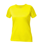 Active-T Ladies T-shirt signaalgeel xxl