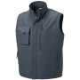 Heavy duty gilet convoy grey 4xl
