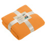 Fleece Blanket oranje