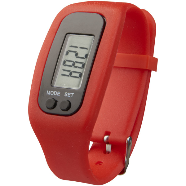 Get-fit smartwatch met stappenteller
