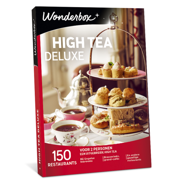 Wonderbox - High Tea Deluxe