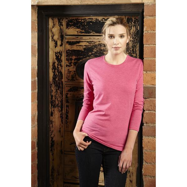 Ladies Longsleeve HD Tee