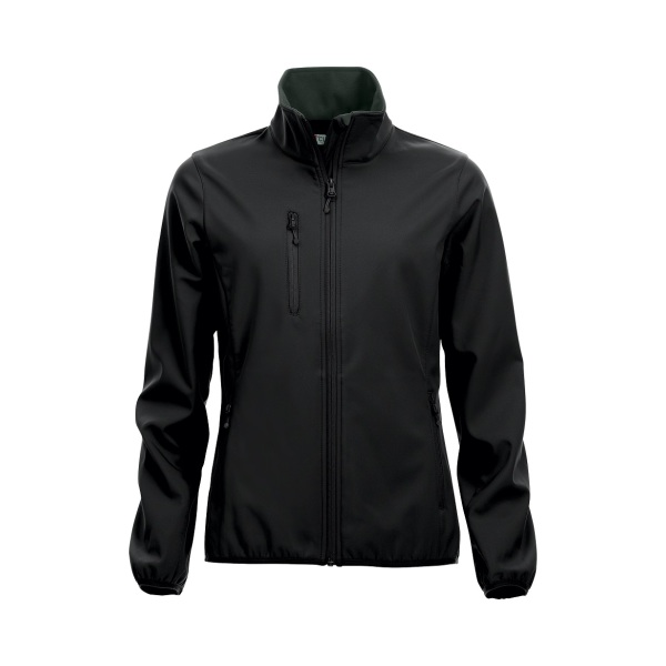Basic Softshell Jkt Ladies Jackets