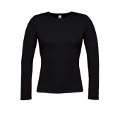 T-Shirt Women-Only Lange mouw