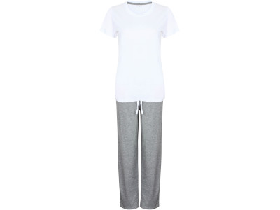 Women's long pant pyjamas set