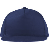 Baseball 5 panel cap - Navy