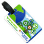 Care-About-The-Environment Soft PVC Luggage Tags