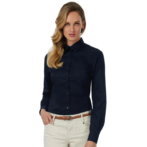 Sharp LSL/women Twill Shirt