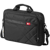 "17"" laptop of tablet tas - Zwart"