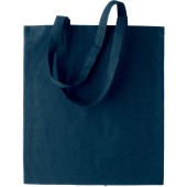 Basic shopper navy one size
