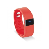 Activity tracker - Rood