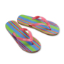 Triple layer beach slippers