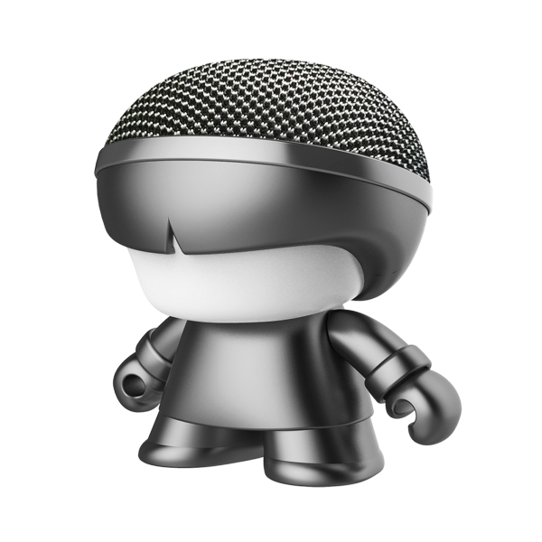 Xoopar Boy Mini - metallic black