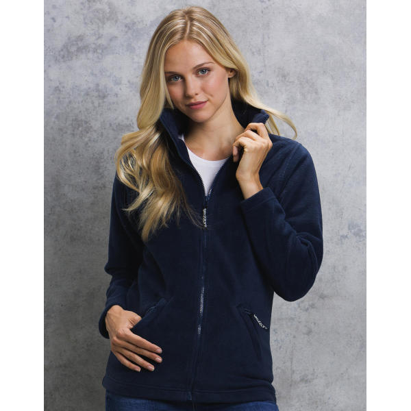 Women's Regular Fit Full Zip Fleece