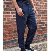Artisan Chef's Joggers, Black Denim, L, Premier