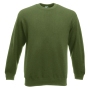 Premium Set-In Sweat, Classic Olive, XXL, FOL