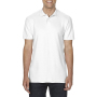 Gildan Polo Softstyle Double Pique SS for him White S