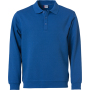 Clique Basic Polo Sweater kobalt 5xl