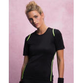 Women's Regular Fit Cooltex® Contrast Tee