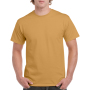 Gildan T-shirt Heavy Cotton for him Old Gold L