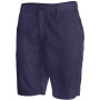 Herenbermuda washed navy 46 nl (40)