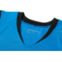 Ladies' Running Tank - zwart-melange/wit