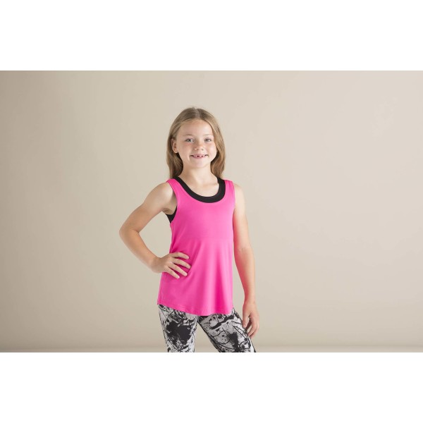 Kids' fashion workout vest