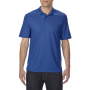 Gildan Polo Performance Double Pique SS for him royal blue L