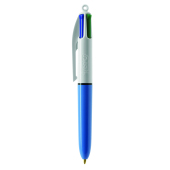 4 Colours Mini ballpen LP blue_UP white_RI black