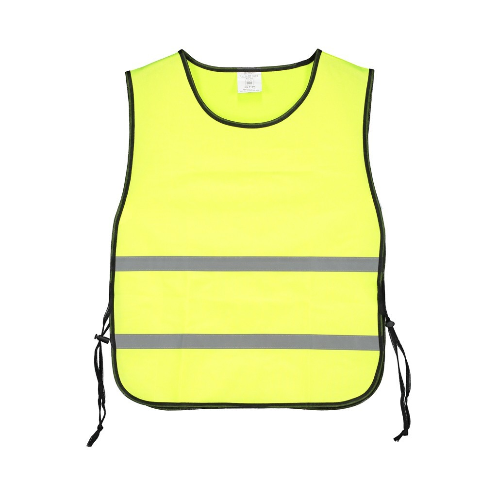 Trainingsvest Polyester Geel