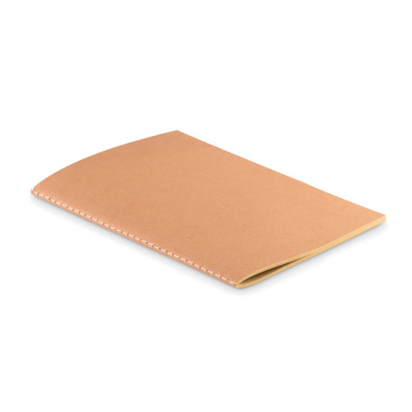 MID PAPER BOOK - A5 notebook in cardboard cover