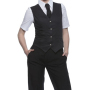 Ladies Vest Lena 52 Black