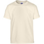 Heavy cotton™classic fit youth t-shirt natural (x72) '5/6 (s)
