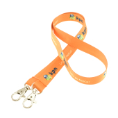 Full colour pers keycord