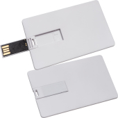 USB memory card with 8GB capacity.