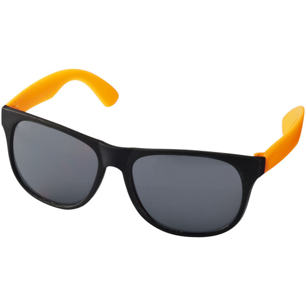Old-school retro-looking sunglasses