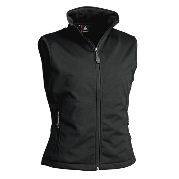 MH-580D Softshell Bodywarmer Ladies