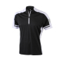 Men's Bike-T Half Zip zwart