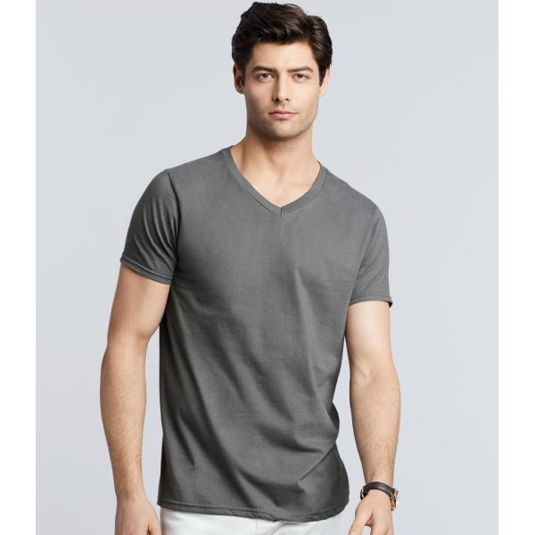 SoftStyle® V Neck T-Shirt