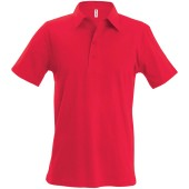 Heren jersey polo