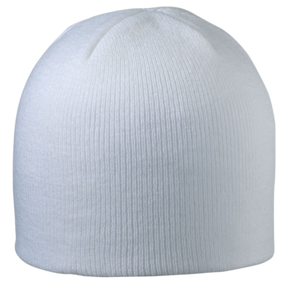 Basic Beanie Wit Wit One size fits all