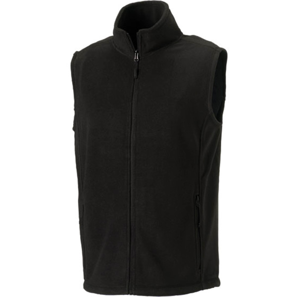 Men's outdoor fleece gilet