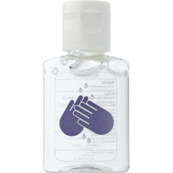 PET hand cleansing gel